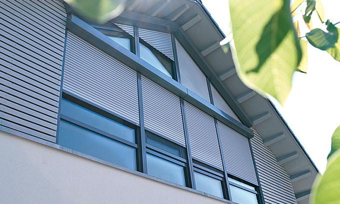 Wonderful Schutz Und Design Für Häuser. Rollladen ...